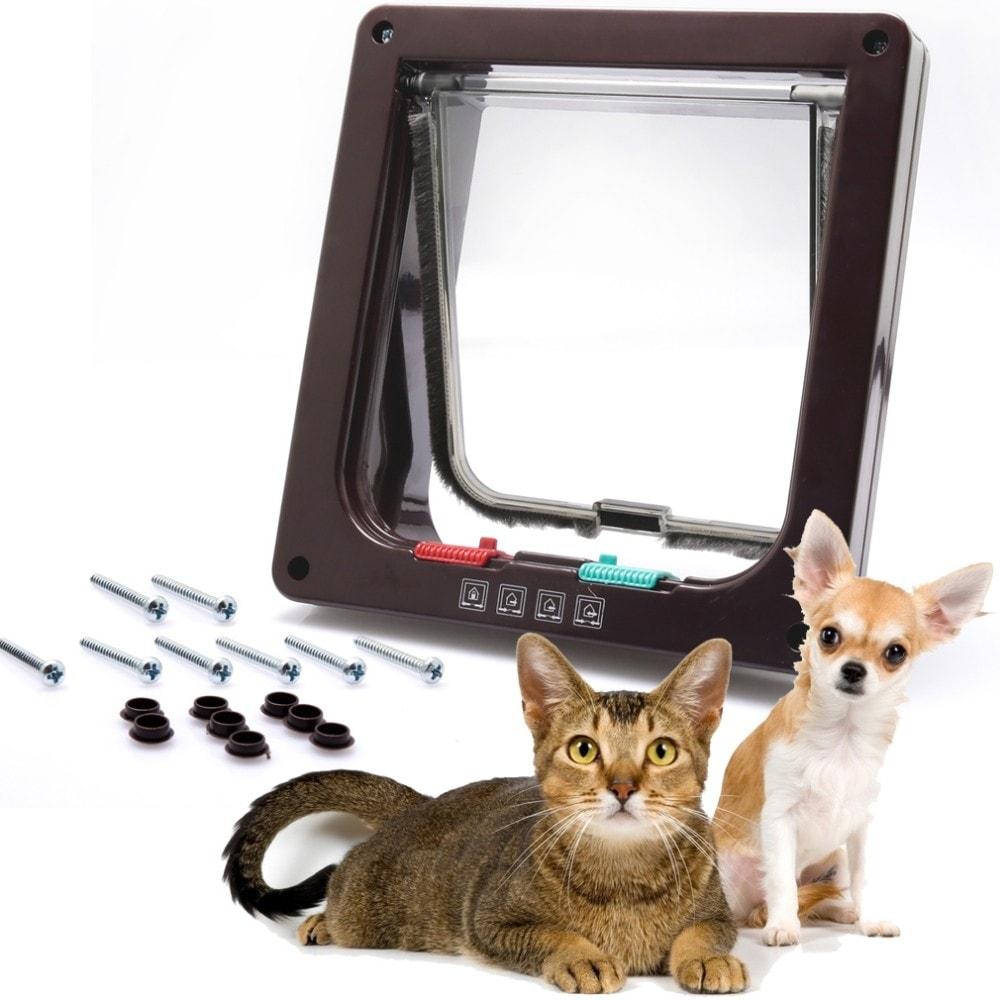 Instalacja Drzwiczek Dla Psów I Kotów Gdzie I Jak Je