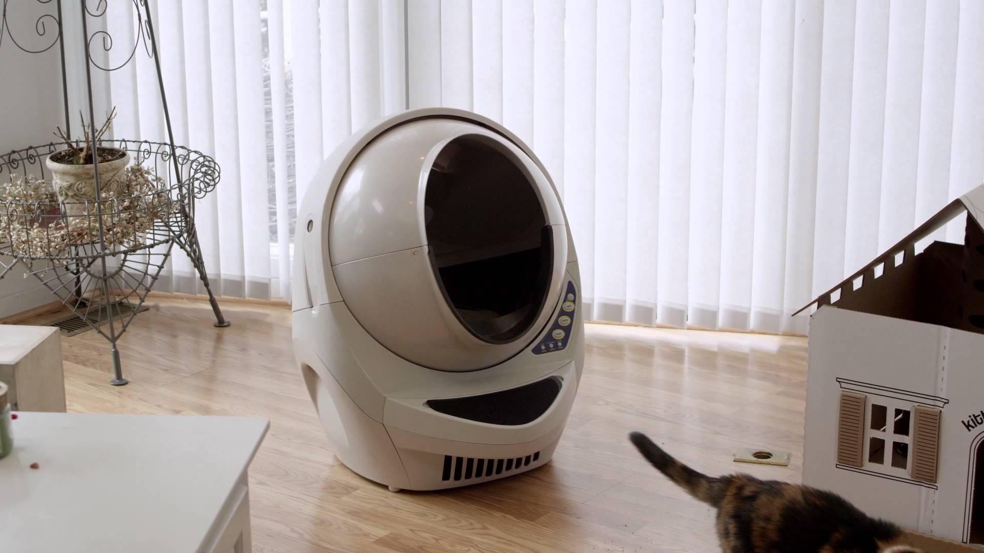 Samočistiaca toaleta pre mačky  najlepšie riešenie mačacej hygieny vo vašej  domácnosti! 2c3b958bce5