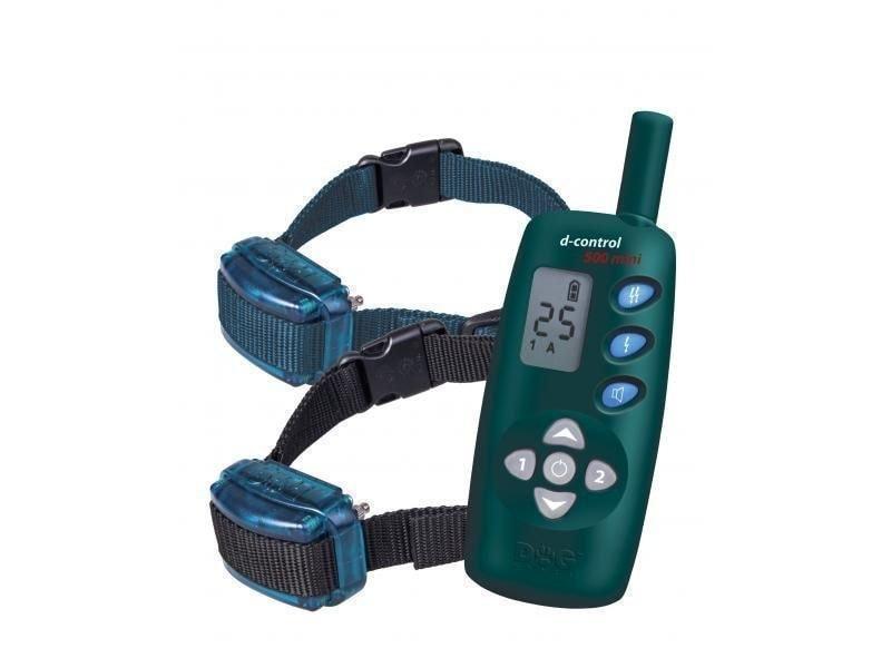 Elektronický výcvikový obojek Dogtrace d-control 502 mini pro dva psy + 30 dní na vyzkoušení