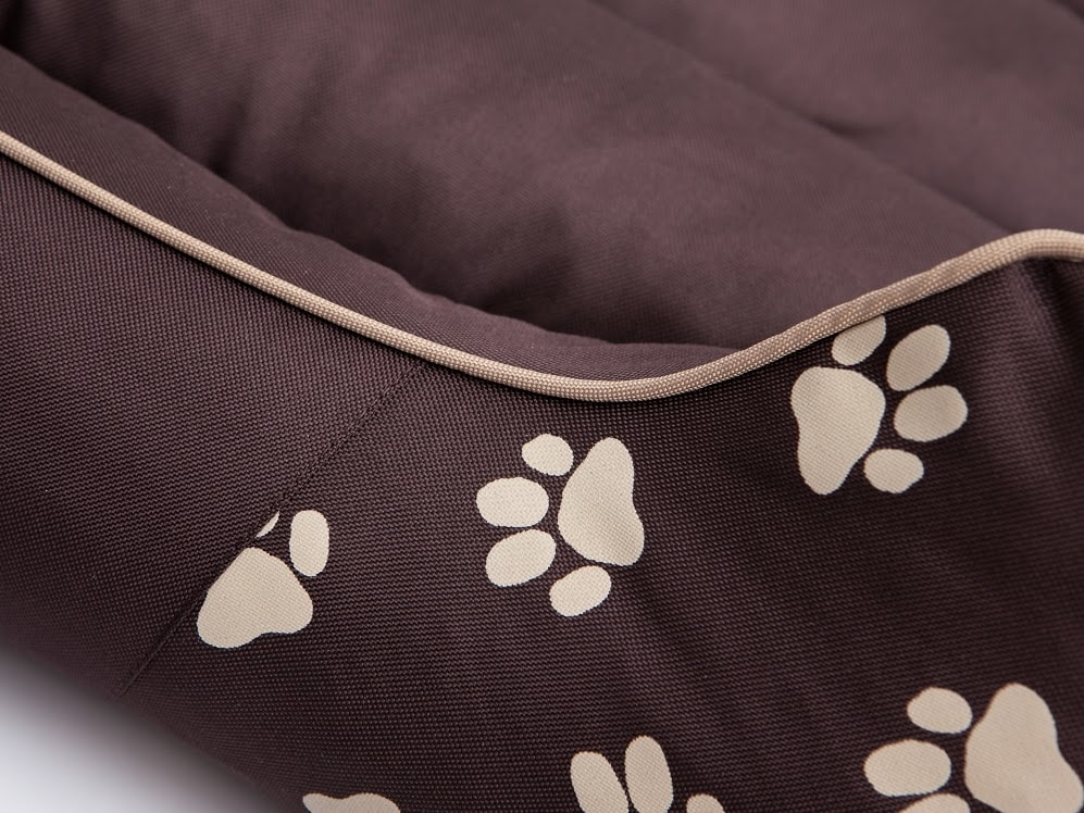 Reedog Pelíšek pro psa Brown Paw + 30 dní na vyzkoušení