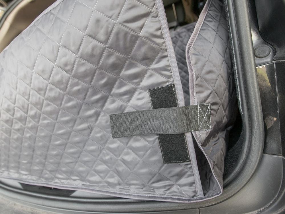 Reedog ochranný potah do kufru pro psy - šedý + 30 dní na vyzkoušení