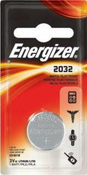 Baterie CR 2032 Energizer + 30 dní na vyzkoušení