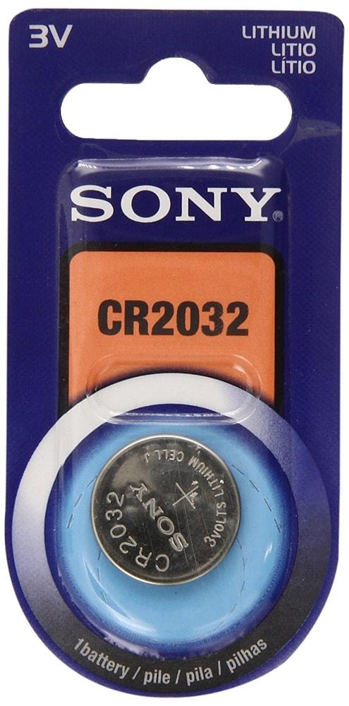 Baterie CR2032 Sony 1ks + 30 dní na vyzkoušení
