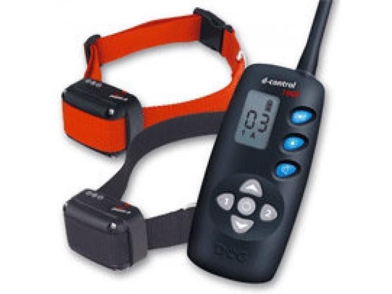 Elektronický výcvikový obojek Dogtrace d-control 1042 pro dva psy + 30 dní na vyzkoušení