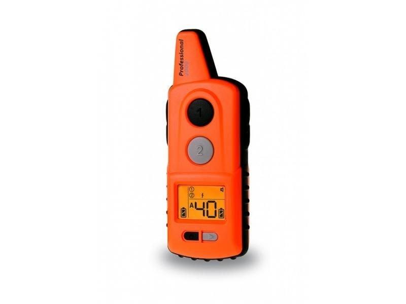 Elektronický výcvikový obojek Dogtrace d-control professional 2000 ONE - Orange + 30 dní na vyzkoušení