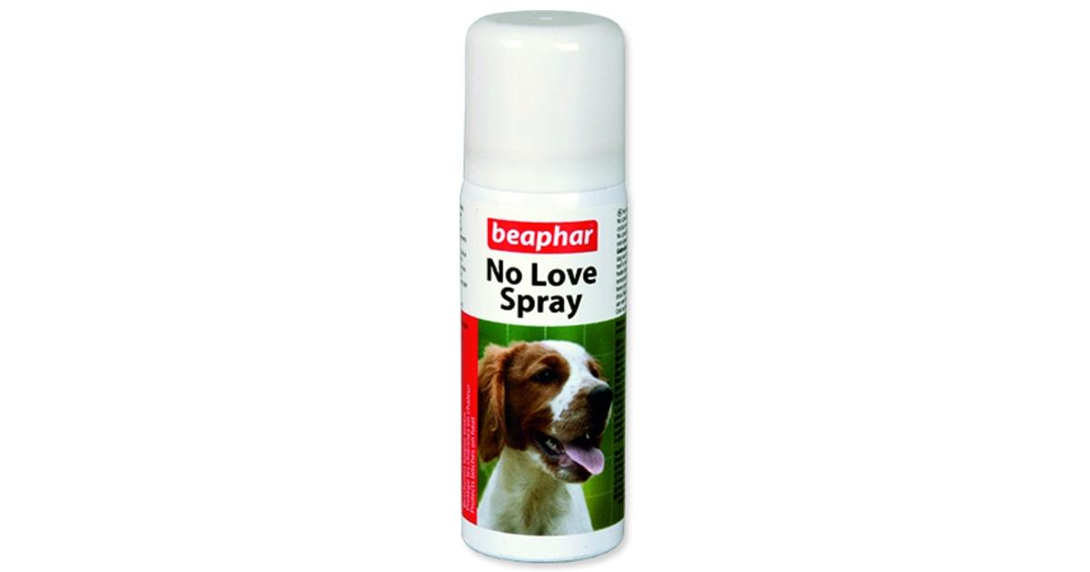 No Love Spray BEAPHAR pro hárající feny 50ml - Be on heat -  Electric-Collars.com 7dd85086ed