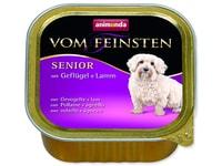 Paštika ANIMONDA Vom Feinsten Senior drůbež + jehně 150g