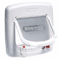 Dvířka Staywell 400 bíle s magnetem