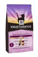 Hill's Feline Ideal B. Adult kuře a rýže 300g