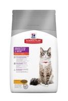 Hill's Feline Dry Sensitive Stomach s kuřetem 5kg