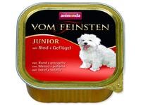 Paštika ANIMONDA Vom Feinsten Junior hovězí + drůbež 150g