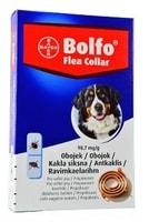 Bolfo antiparazitní obojek pro kočky a malé psy 70