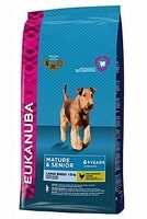Eukanuba Dog Mature&Senior Large 15kg