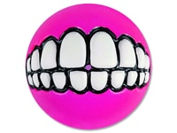 Hračka ROGZ míček Grinz růžový L