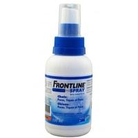 Frontline antiparazitní sprej proti blechám a klíšťatům 100 ml