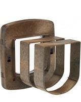 Tunel pro dvířka Staywell série 300-500, design dřeva