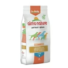 Almo Nature Holistic DRY DOG Small Puppy - Kuře s rýží