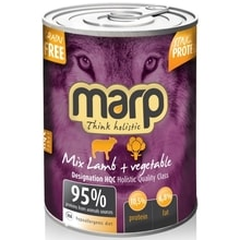 Marp Mix Lamb + Vegetable konzerva 400g