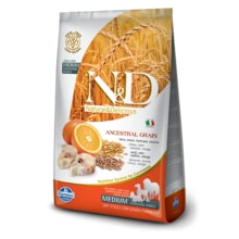 N&D LG DOG Adult Codfish & Orange 100g