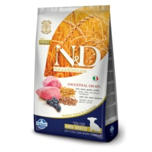 N&D LG DOG Puppy Mini Lamb & Blueberry 100g