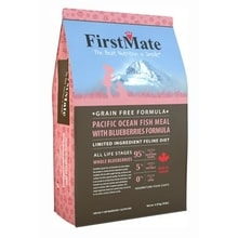 First Mate Cat Pacific Ocean Fish&Blueberries 1,8kg