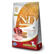 N&D LG DOG Puppy Mini Chicken & Pomegranate 800g