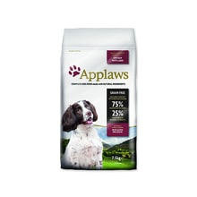 APPLAWS Dry Dog Lamb Small & Medium Breed Adult 7,5kg