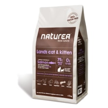 Naturea GF cat Lands - all breeds all lifestages 7kg