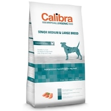 Calibra Dog HA Senior Medium & Large Chicken 14kg