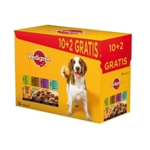 Pedigree kapsa Junior 12pack 1200g