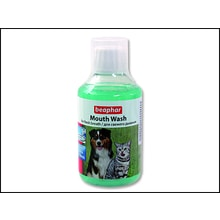 Mouth Wash BEAPHAR płyn do jamy ustnej 250ml