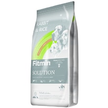 Fitmin dog Solution Rabbit&Rice - 2,5 kg