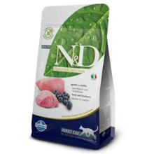 N&D GF CAT Adult Lamb & Blueberry 50g