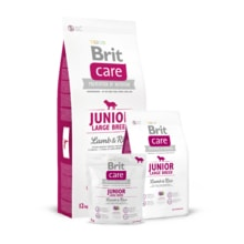 Brit Care Dog Junior Large Breed Lamb & Rice