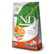 N&D GF DOG Adult Fish & Orange 100g