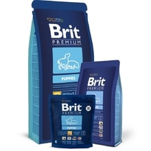 Brit Premium Dog Puppies 3kg