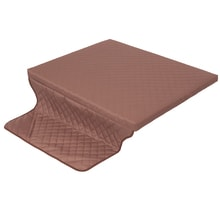 Matrace s potahem Cover Light Brown