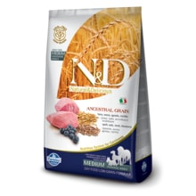 N&D LG DOG Adult Lamb & Blueberry 800g
