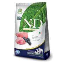 N&D GF DOG Adult Lamb & Blueberry 100g
