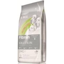 Fitmin dog Solution Rabbit&Rice - 13 kg pro útulek