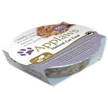 Kalíšek APPLAWS Cat Finest Chicken Breast with Tuna Roe 60g