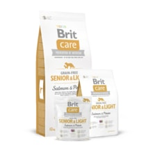 Brit Care Dog Grain-free Senior Salmon & Potato