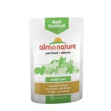 Almo Nature Functional WET Anti-Hairball - kuře