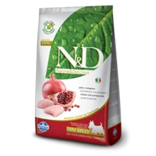N&D GF DOG Adult Mini Chicken & Pomegranate 800g
