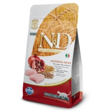 N&D LG CAT Adult Chicken & Pomegranate 50g