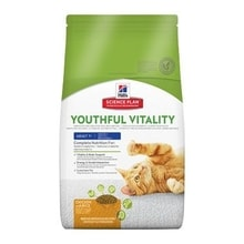 Hill's Feline Dry 7+ Youthful Vitality 250g
