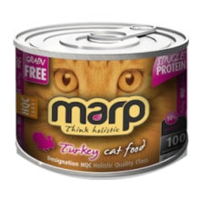 Marp holistic Pure Turkey CAT konzerva 200g