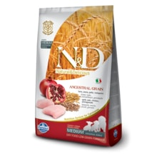 N&D LG DOG Puppy Chicken & Pomegranate 100g