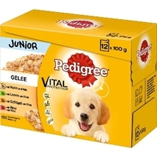 Pedigree Junior kapsičky Vital 12 x 100 g