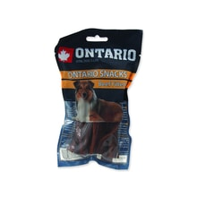 Snack ONTARIO Dog Rawhide Beef Fillets 12,5 cm 10ks